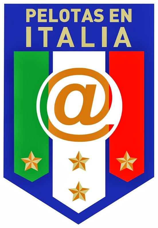 Pelotas en Italia