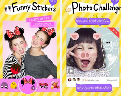 Camera360 – Funny Stickers apk direct