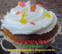 Cupcaker de beijinho