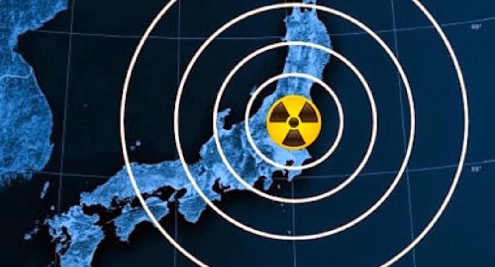 Seguint la Radioactivitat de Fukushima