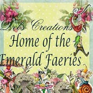 Emerald Faeries Stamps