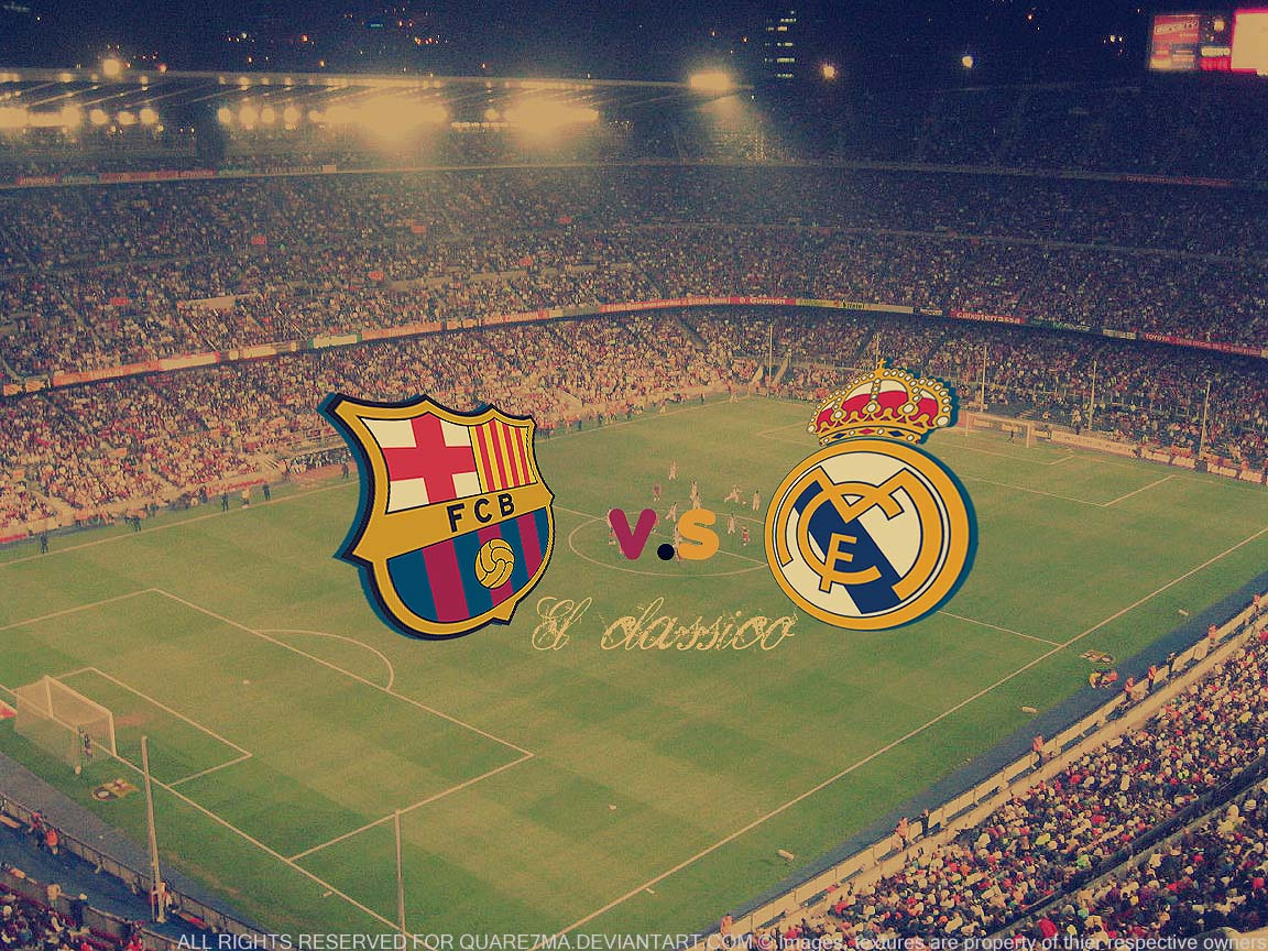 royal madrid vs barcelona