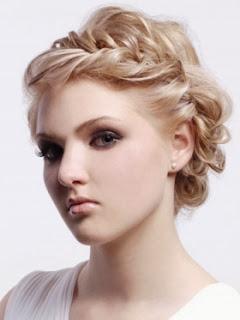 Coiffures de Mariage Pour Les Cheveux Mi Long
