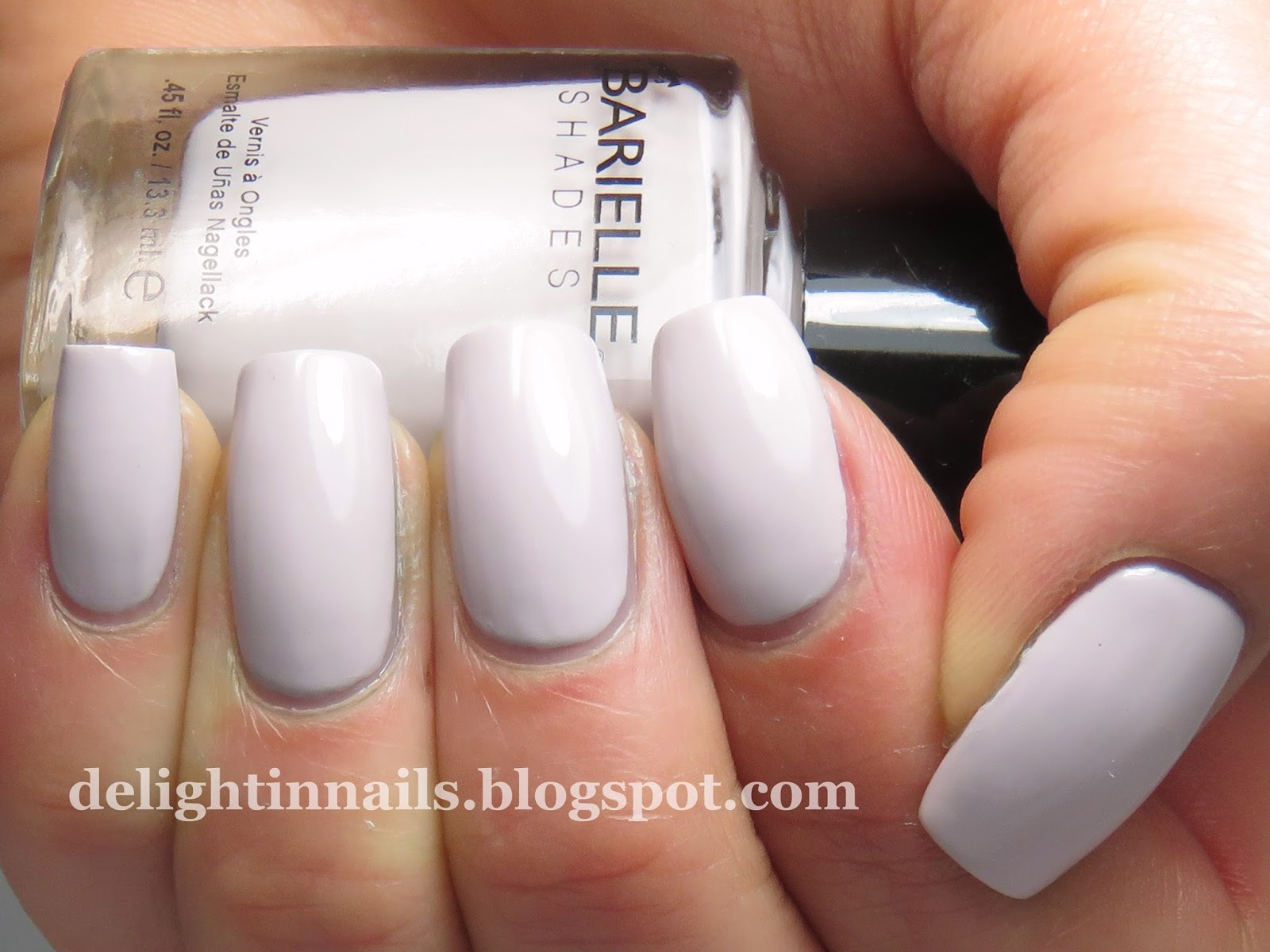 Delight In Nails: Barielle Hot Chic Fall/Winter 2015 Collection