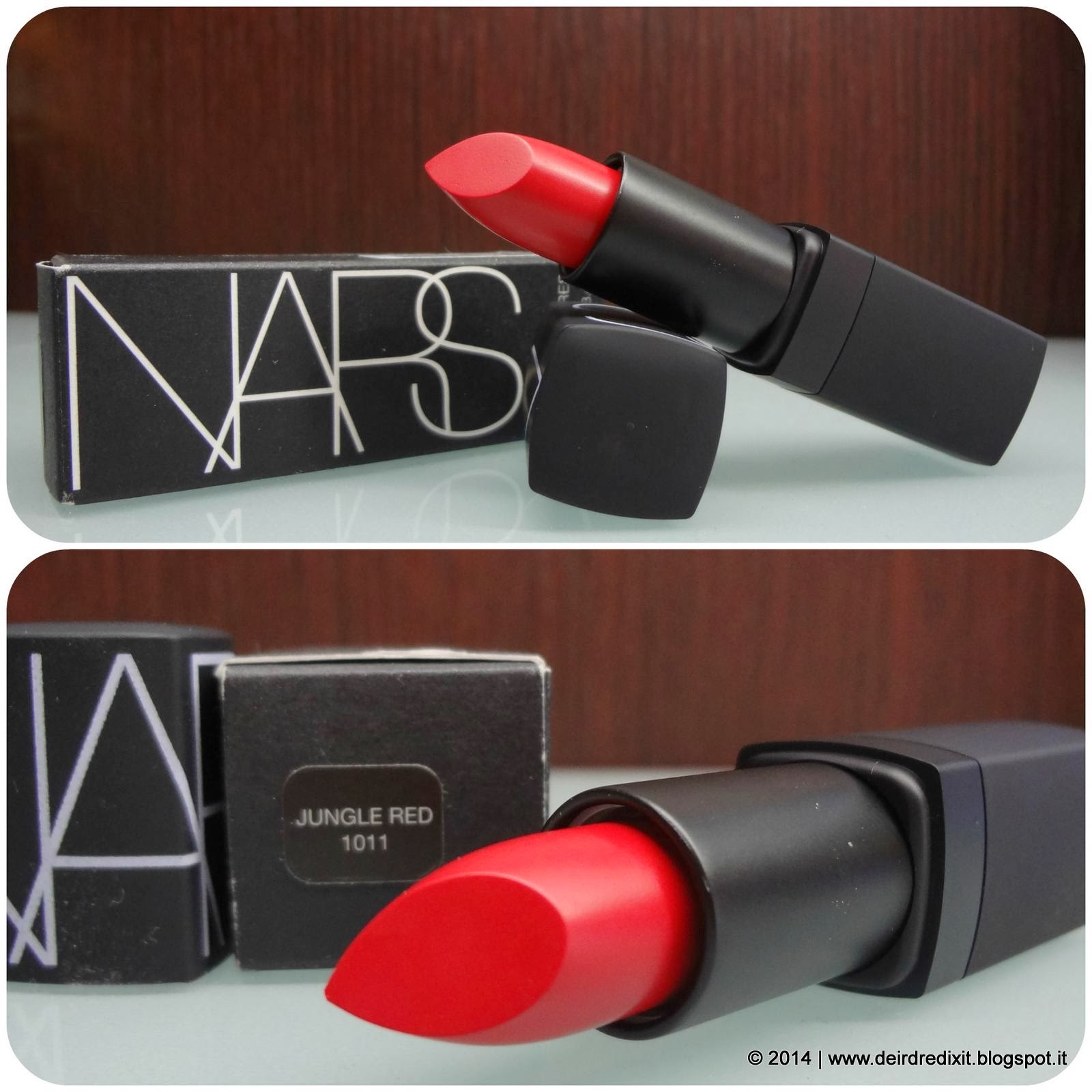 Nars Jungle Red