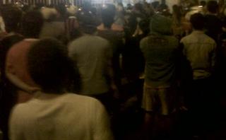 Ribuan warga Kepung Rumah Ahok