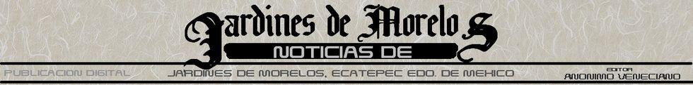 Noticias Jardines de Morelos