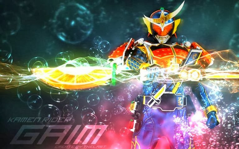 watch kamen rider Gaim 39 Raw