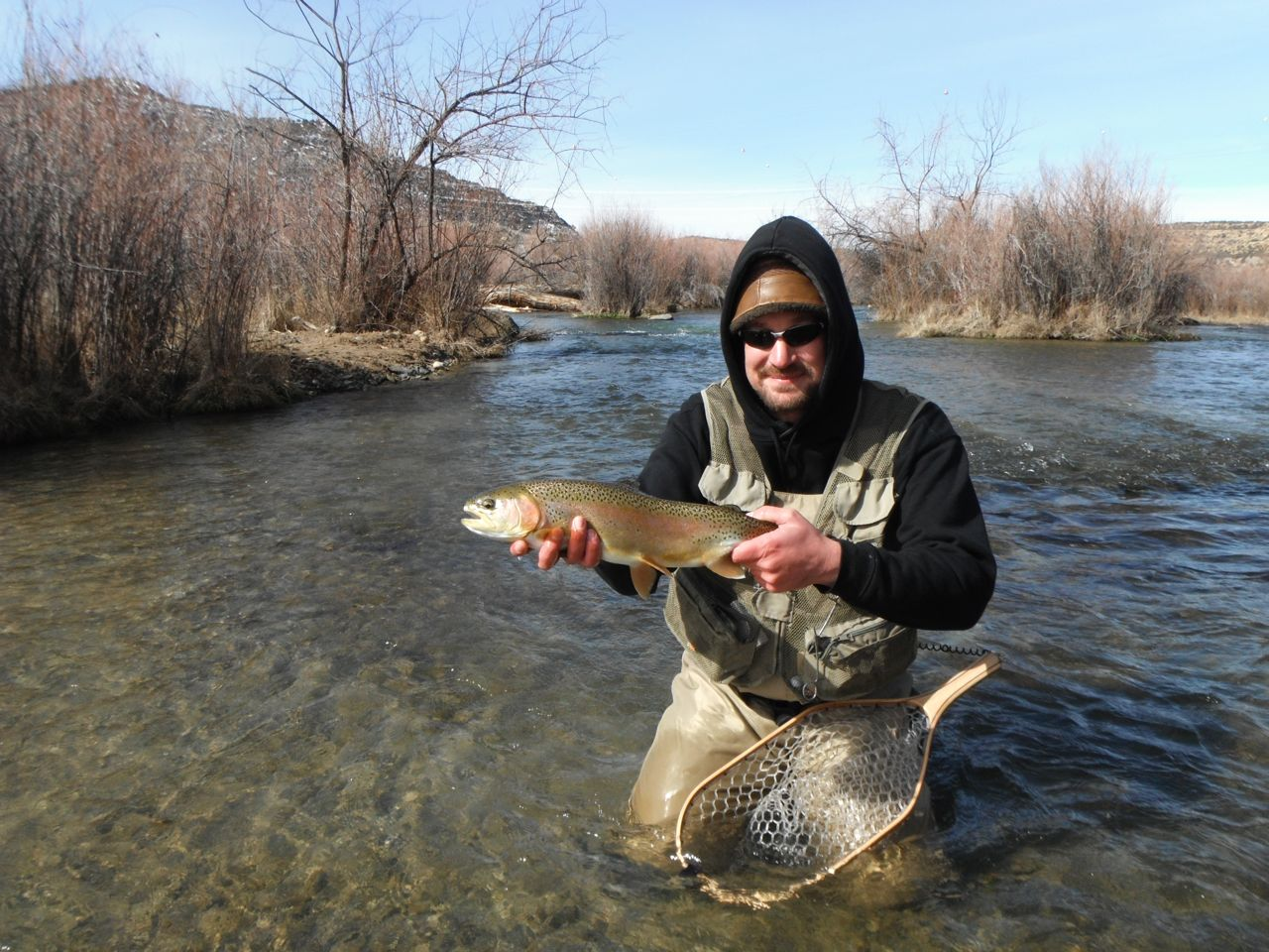 Durango southwest colorado fishing niiiice san juan for Durango co fly fishing