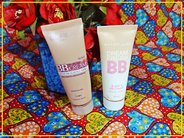 DSC00145 - Batalha de BB Cream: L'óreal vs Maybelline