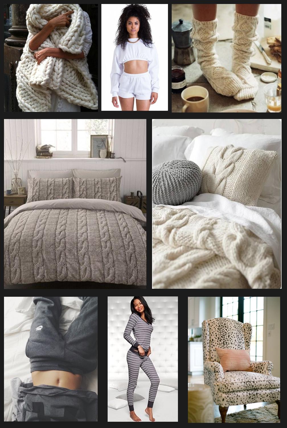 Rhianna's Studio comfy cozy moodboard monday