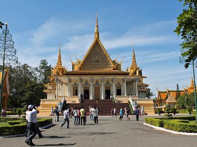 Phnom Penh Palácio Real