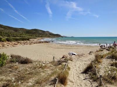 Vacaciones, playa, Peñiscola, Turismo