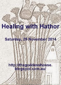 Healing with  Hathor (29 November 2014)
