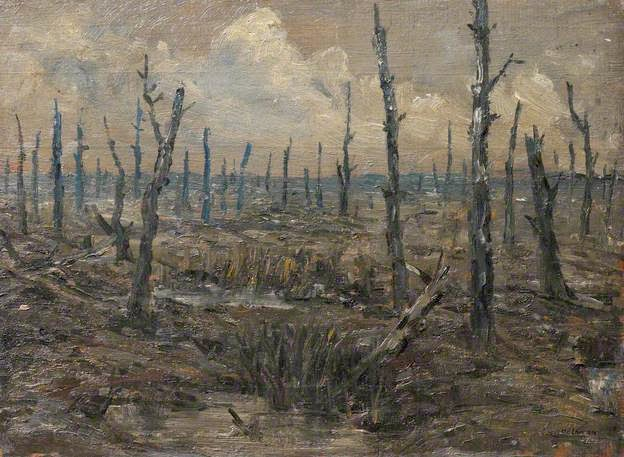 art and writing after ww1 Creating art when surrounded by war seems contradictory  for others, art captures impressions of everyday life, such as letter-writing, shoe shining,  a century after the war, this art retains its power as a testament to the.