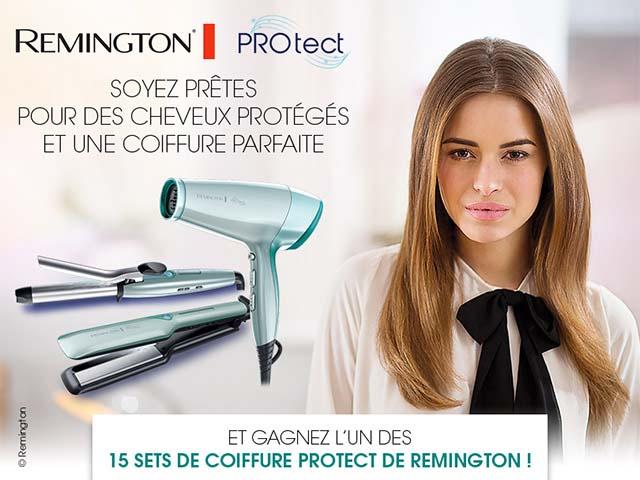 Concours MarieClaire 15 sets de coiffure PROtect à gagner !