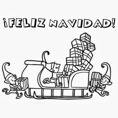 Letras Feliz Navidad Para Colorear. Interesting Crea Tus Propias ...