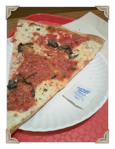 nyc pizza suprema fresh mozzarella and basil ny pizza lactaid