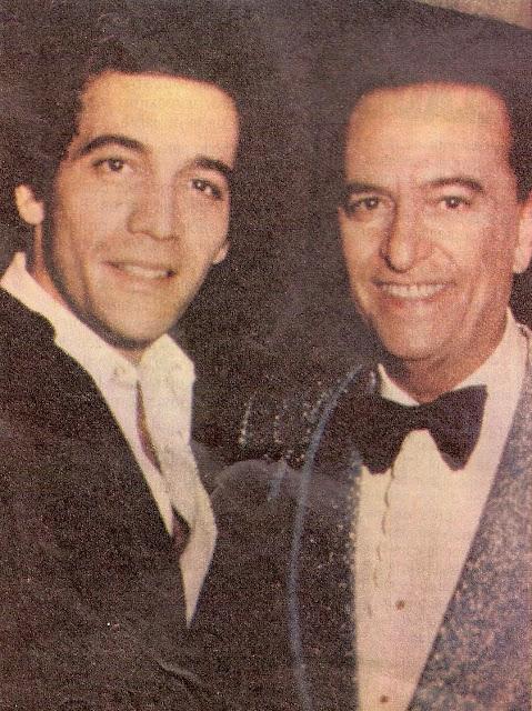 Hugo del Carril y Jorge Falcón