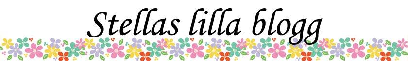 Stellas lilla blogg