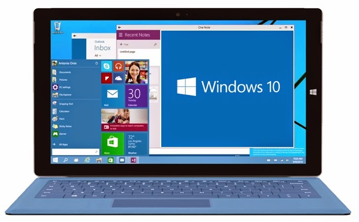 Mengenal Windows 10