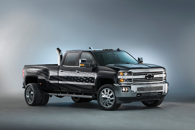 Kid Rock Designed a Silverado 3500HD