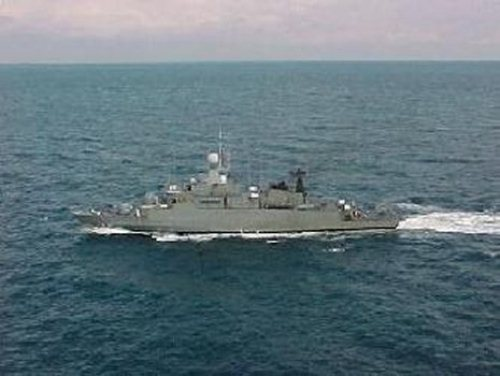 Kapal perang Thailand