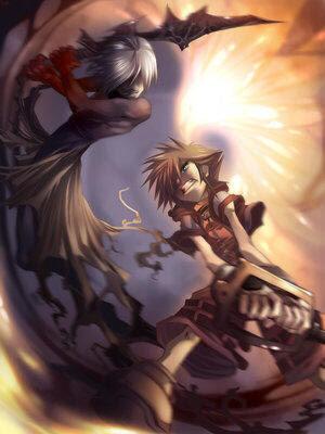 Final Kingdom Riku And Sora