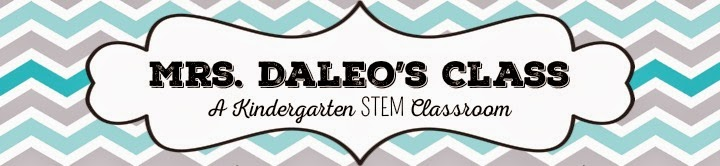 Mrs. Daleo's Life: Kindergarten STEM Teacher, Mom, and Wife
