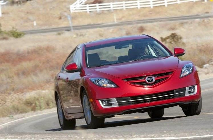 صور سيارة مازدا 6 2012 Mazda 6