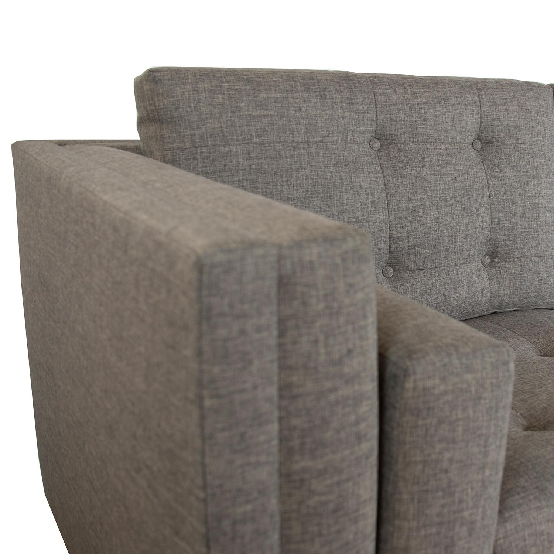 Davis Gray Sofa