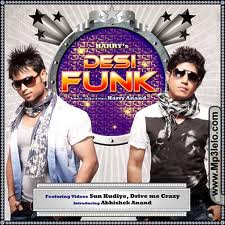 Desi Funk Harry Anand