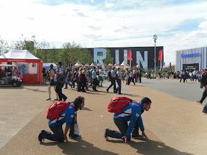 Les ULIS aux Jeux Paralympiques Londres 2012...