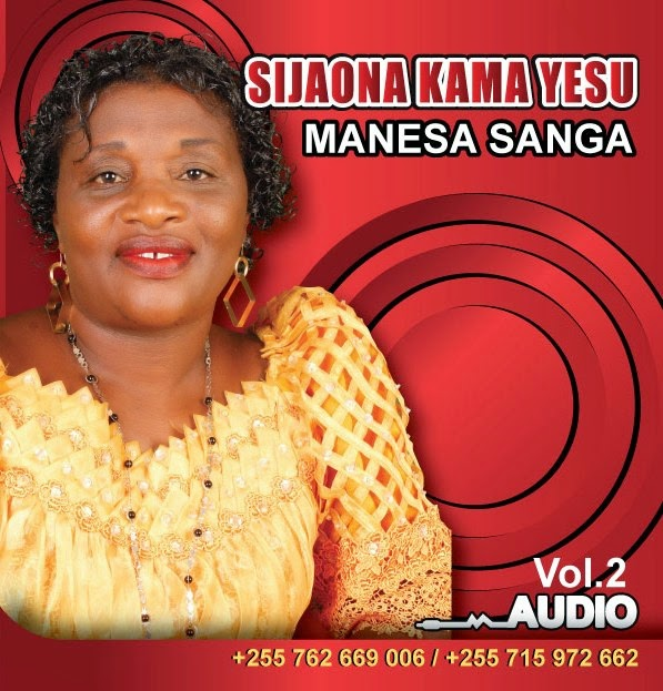 MANESA SANGA AUDIO CD