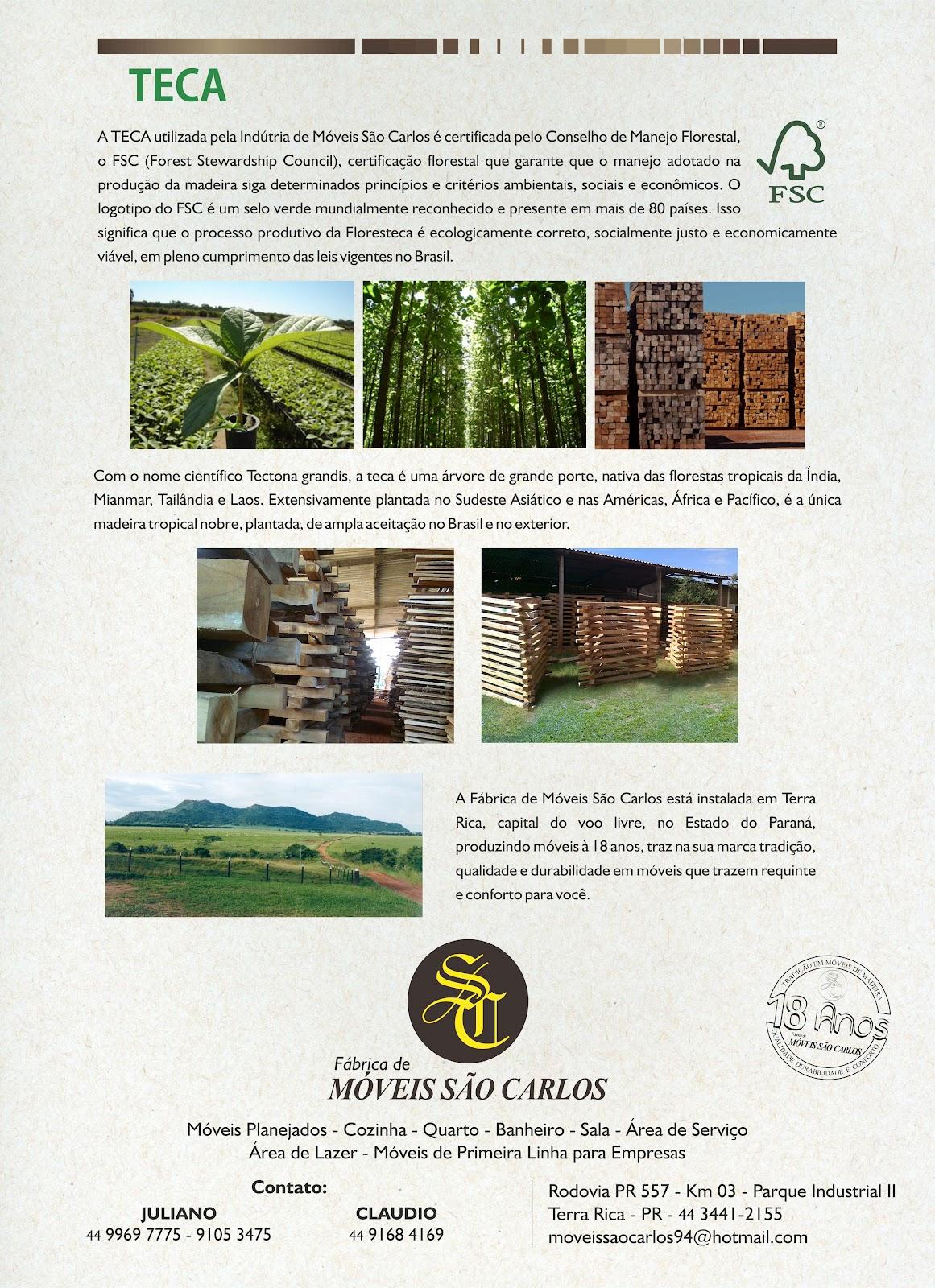 Fábrica de Móveis São Carlos: Móveis em madeira de reflorestamento  #346971 1161x1600