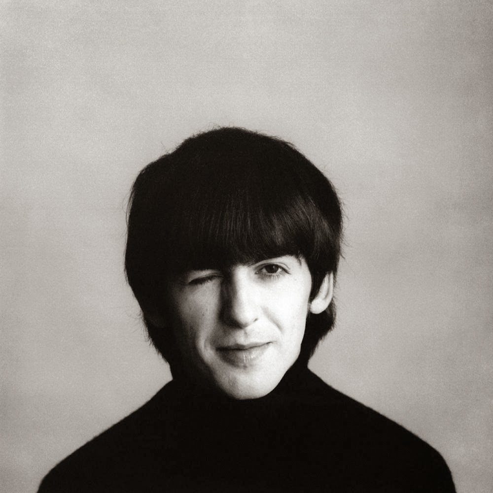 The daily beatle march 2014 for The harrison