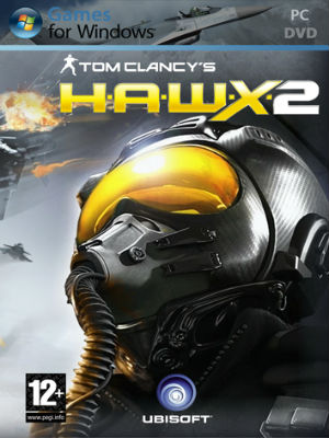 Capa Tom Clancys H.A.W.X. 2 PC FullRip 692970