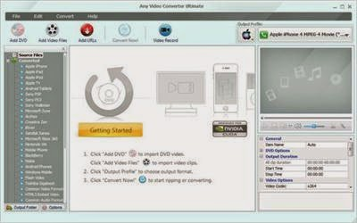 Download Any Video Converter Professional 5.8.0 Multilanguage Portable