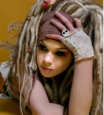 Nasty Tangled Dreadlocks Seen On www.coolpicturegallery.us
