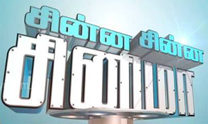 Chinna Chinna Cinema 06-04-2014 Puthuyugam tv Show