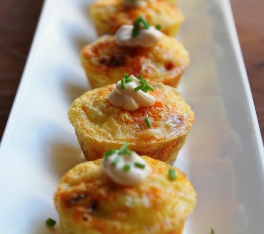Food Wishes Video Recipes: Potato & Chorizo Mini Quiches – One Last ...