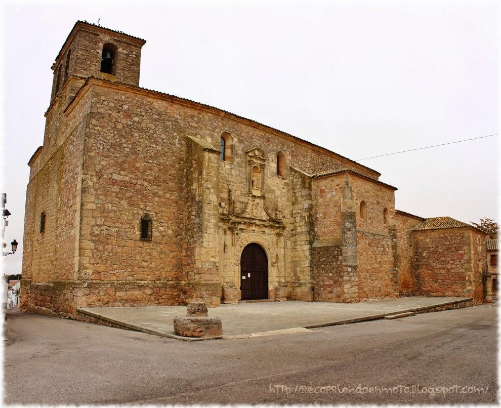 Iglesia de San Pedro, Villaescusa de Haro