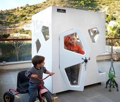 Playhouses for Kids // Casette per Bambini  Feel Desain