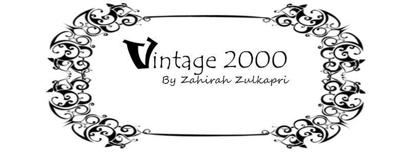 we ♥ vintage