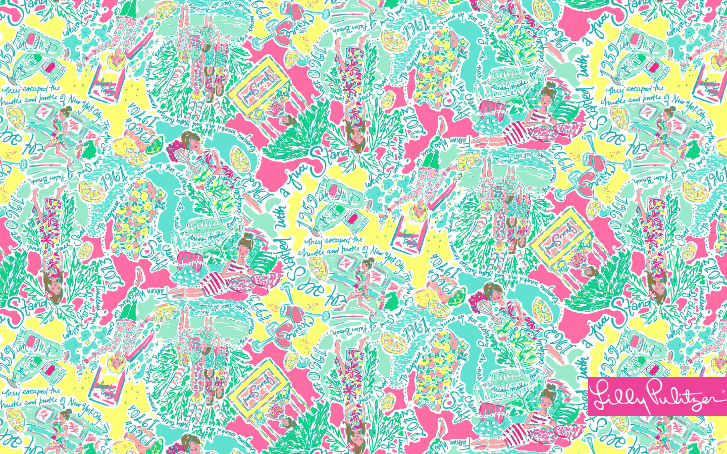 Photo Collection Free Lilly Pulitzer Desktop