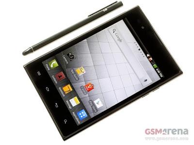 LG Optimus Vu Smartphone