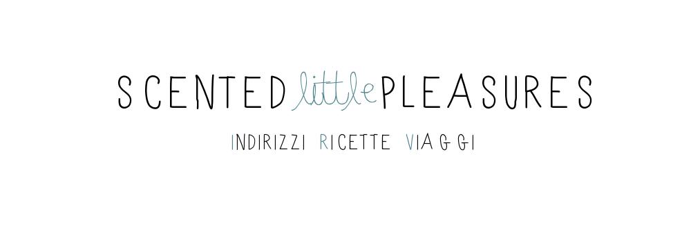 Scented little pleasures