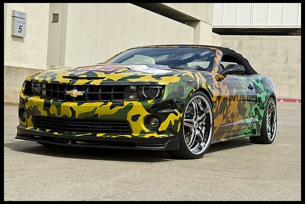 ford shelby mustang gt500 operation mend camaro by west coast customs. Black Bedroom Furniture Sets. Home Design Ideas