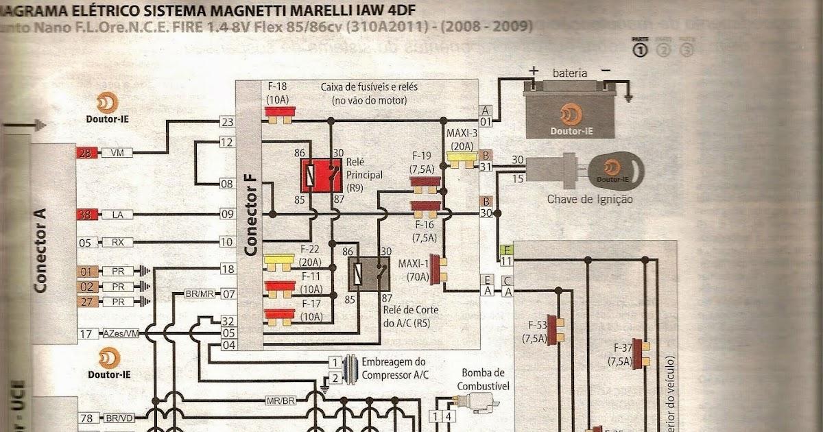 ep inje o eletr nica diagrama el trico punto motor fire  diagrama tucson