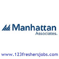 Manhattan Associates Freshers Jobs 2015